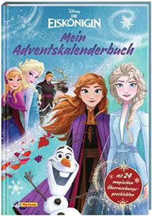 Disney - Die Eiskönigin: Mein Adventskalenderbuch (mit perforierten Seiten): Mit 24 magischen Überraschungs-Geschichten aus Die Eiskönigin - Völlig ... und Die Eiskönigin 2 (Disney Eiskönigin)