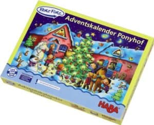 amazon Ratz Fatz Adventskalender Ponyhof Haba
