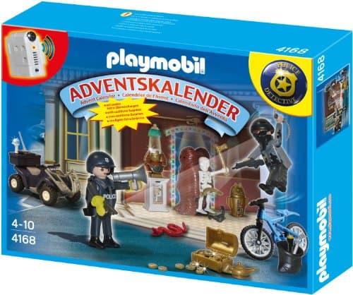 Schatzraeuber auf der Flucht Playmobil Adventskalender 2012