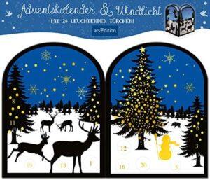 Teelichthäuschen-Winternacht-Adventskalender-2018