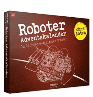 Roboter Adventskalender 2020 - ohne Löten