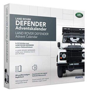 Land Rover Defender Adventskalender
