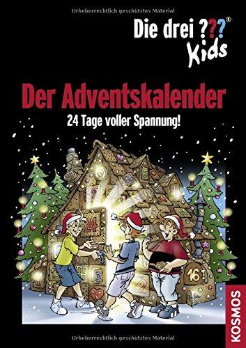 Die drei ??? Kids Adventskalender - 24 Tage voller Spannung