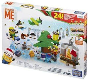 Mattel Mega Bloks Minions Adventskalender