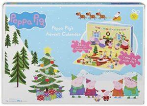 Peppa Pig 07136 Adventskalender