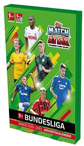 1. Bundesliga Topps Match Attax Adventskalender 2020