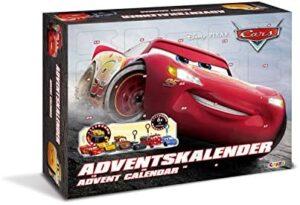 Craze 13786 - Adventskalender Disney Pixar Cars