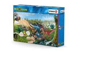 Schleich Adventskalender Dinosaurier