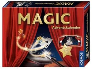 KOSMAGIC Zauber Adventskalender 2019