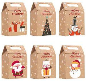 Weihnachtstüten Adventskalender zum Befüllen