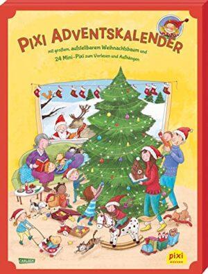 Amazon Pixi Adventskalender 2019
