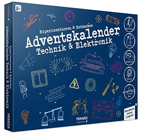 Adventskalender Technik und Elektronik