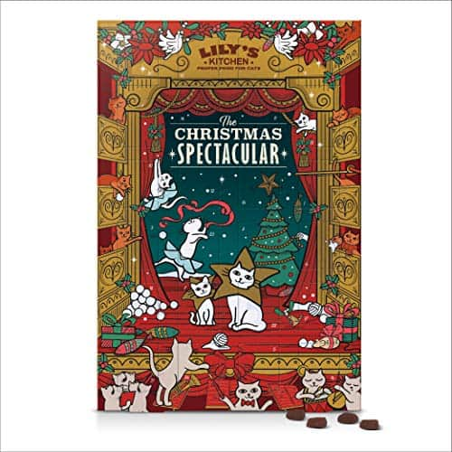 Lilys Kitchen Natural Cat Christmas Advent Calendar 24 Servings – Lily's Kitchen – detail 2