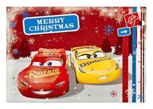 Amazon Disney Cars Adventskalender
