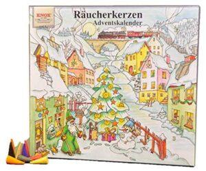 amazon Räucherkerzen Adventskalender 2019