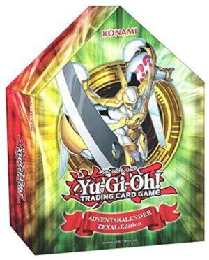 Konami YGO-AdvK2014 - Yu-Gi-Oh Zexal Adventskalender