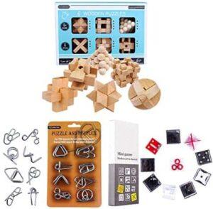 BOXX Adventskalender 2020 Knobelspiele aus Metall