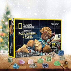 Adventskalender Mega Fossil National Geographic