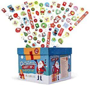 100 Stück Kinder Weihnachten Party Mitgebsel Spielzeug