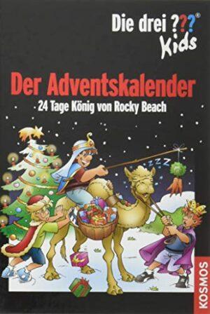 Die drei ??? Kids Adventskalender - 24 Tage König von Rocky Beach