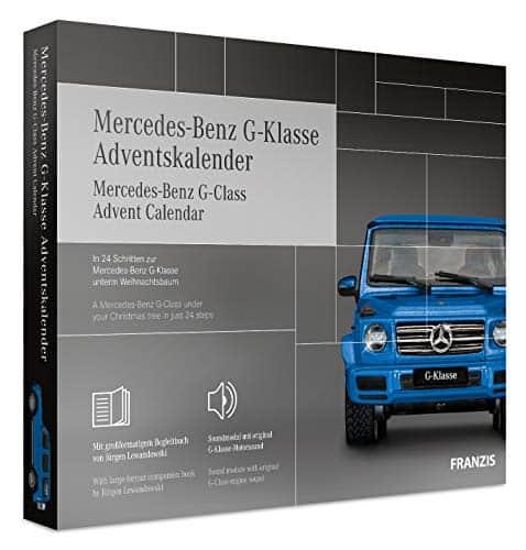 Mercedes-Benz G-Klasse Adventskalender