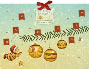 Die kleine Hummel Bommel Adventskalender Buch