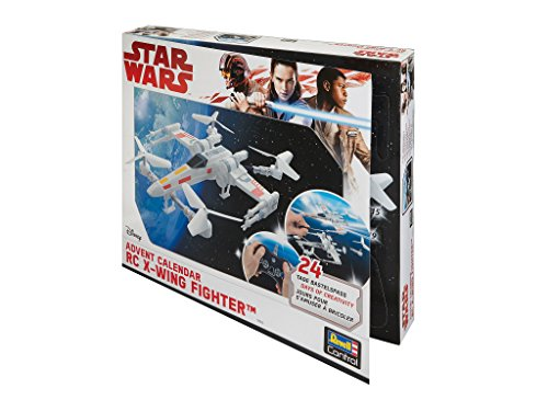 amazon Adventskalender Revell Control Star Wars X-Wing-Fighter