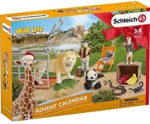 Schleich 97702 - Adventskalender Wild Life 2018