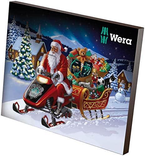 Wera Adventskalender 2019 thumbnail