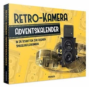 Retro-Kamera Adventskalender