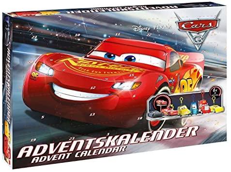 Disney Cars 57361- Adventskalender Pixar 3