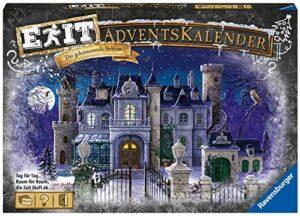 EXIT Adventskalender Das geheimnisvolle Schloss
