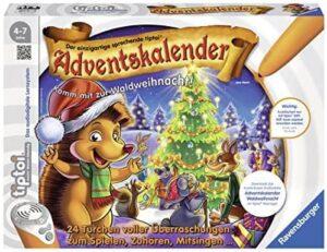 Adventskalender Waldweihnacht der Tiere