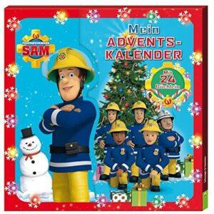 Mein Adventskalender Feuerwehrmann Sam 615ZNfjqD6L