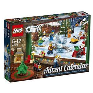 Lego City 60155 Adventskalender 2017