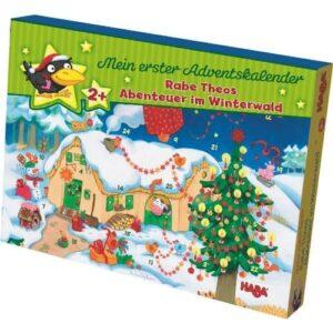 amazon Winterwald Adventskalender Haba