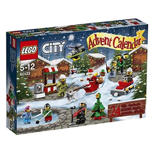 Lego City 60133 Adventskalender 2016