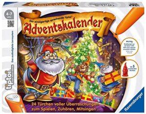 Ravensburger tiptoi Weihnachts-Wichtel 2014 Adventskalender