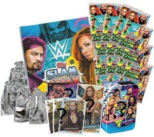 Adventskalender - WWE Slam Attax Reloaded Sammelkarten