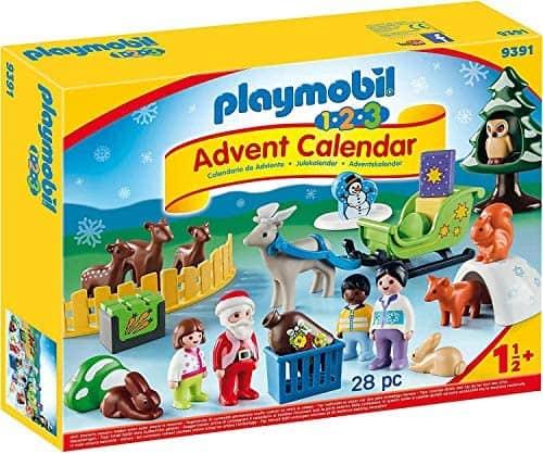 PLAYMOBIL Adventskalender Waldweihnacht der Tiere
