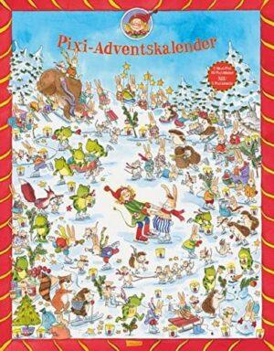 amazon Pixi Adventskalender 2016
