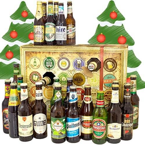 Bier Monatsgeschenke Adventskalender 2019