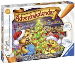 Ravensburger Weihnachtswerkstatt Adventskalender