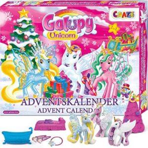 Craze Adventskalender GALUPY Unicorn