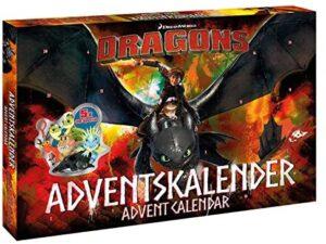 Craze 57323 - Adventskalender Dreamworks Dragons