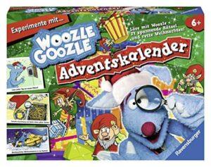 Ravensburger Woozle Goozle Adventskalender 2015