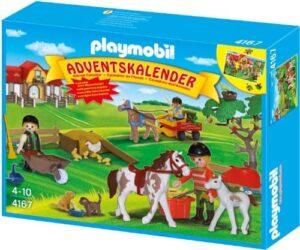 Reiterhof Playmobil Adventskalender 2012