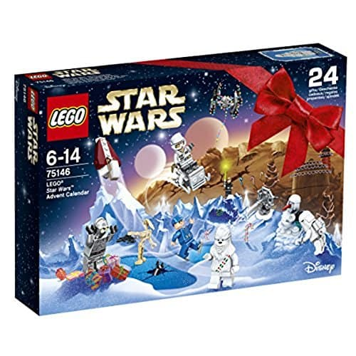 Lego Star Wars Adventskalender 2016 #75146 - Packung