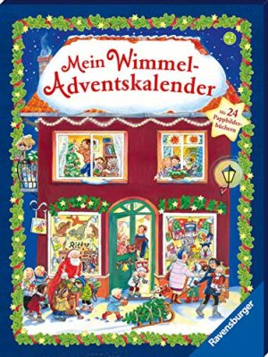 Amazon Mein Wimmel Adventskalender