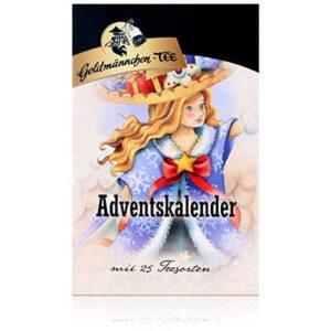 Goldmännchen Engel Tee-Adventskalender ge 41wy0yDUrhL